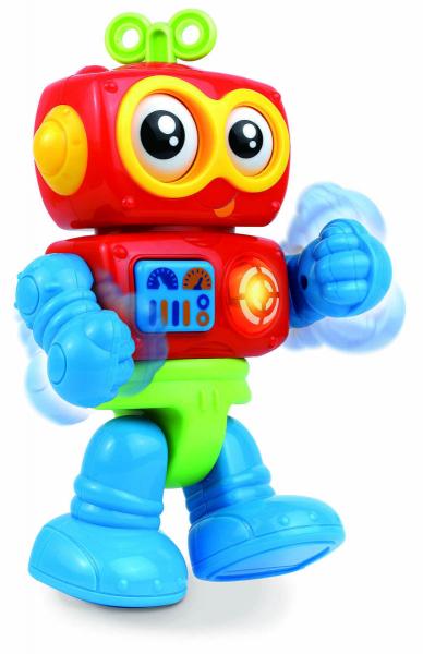Jucarie interactiva – Primul meu robotel 0