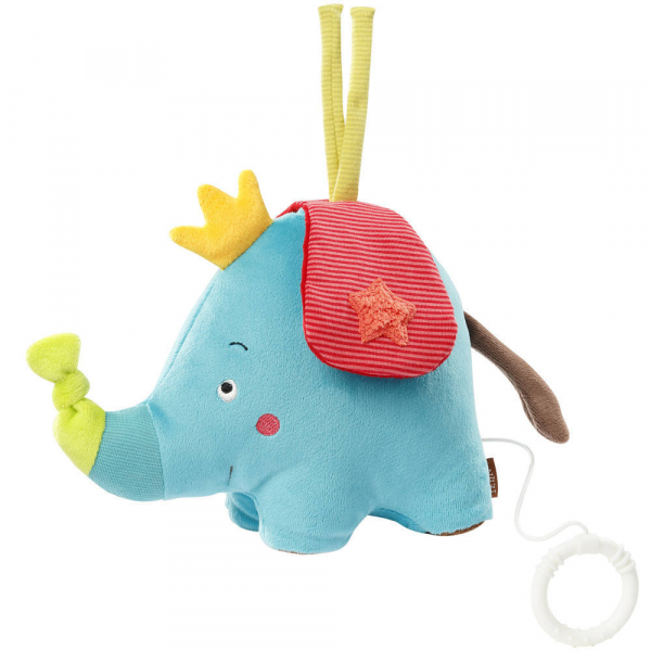 Jucarie muzicala - Elefantel jucaus 0