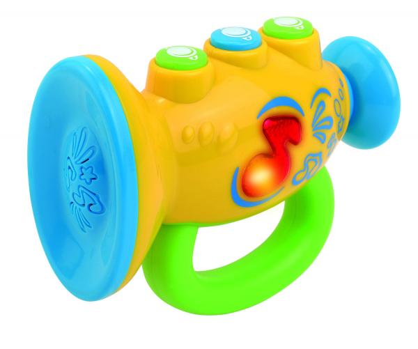 Jucarie muzicala – Prima mea trompeta 0