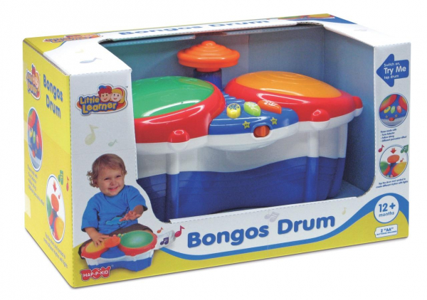Jucarie muzicala - Tobita Bongo 1