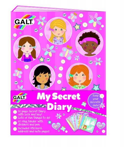 Jurnalul meu secret 0