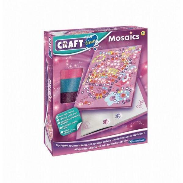 Kit Mozaic Jurnalul meu Secret Brainstorm Toys C7252 5