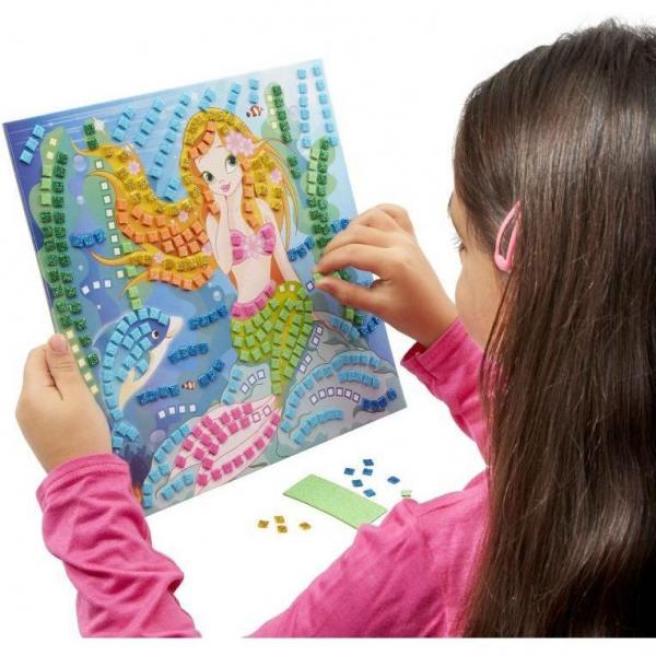 Kit Mozaic Sirena Brainstorm Toys C7053 1