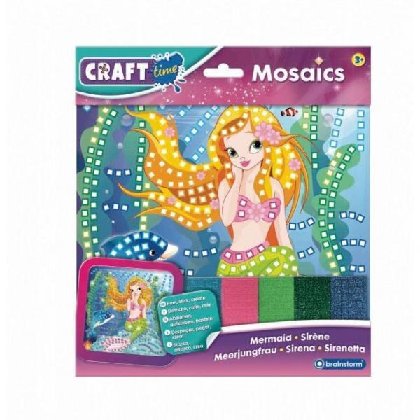 Kit Mozaic Sirena Brainstorm Toys C7053 2