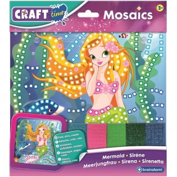 Kit Mozaic Sirena Brainstorm Toys C7053 0