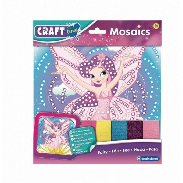 Kit Mozaic Zana Brainstorm Toys C7051 2