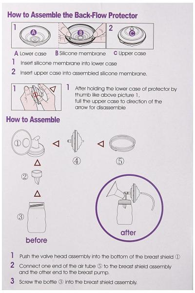 Kit premium 20 mm (biberon+accesorii) 1