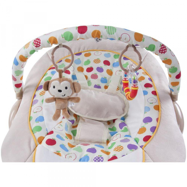 Leagan electric cu conectare la priza Monkey - Sun Baby 1