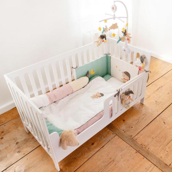 Lenjerie de pat copii - Bruno (80 x 80) 1
