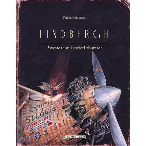 Lindbergh. Povestea unui soricel zburator 0