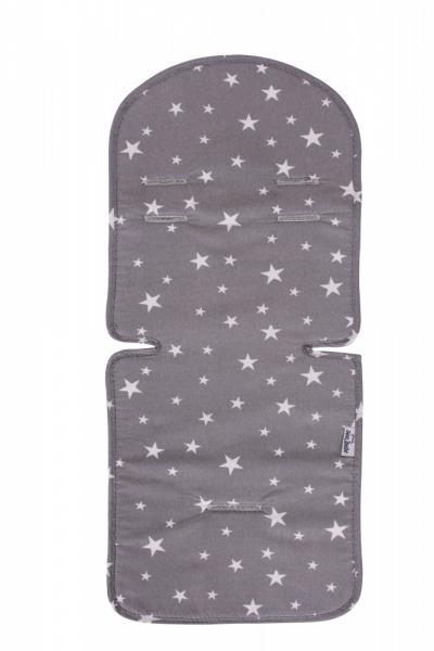 Liner carucior Grey Stars Sevibaby 0