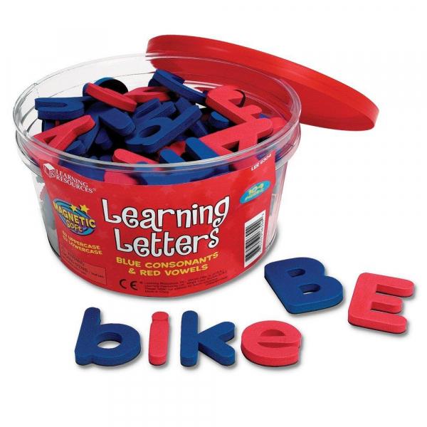 Litere magnetice mari si mici 0