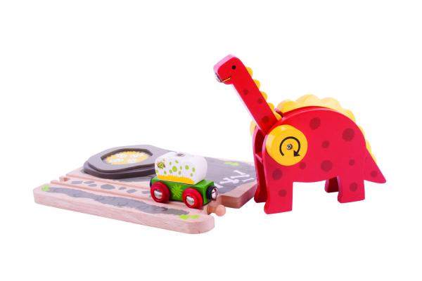 Macara-Dinozaur 1