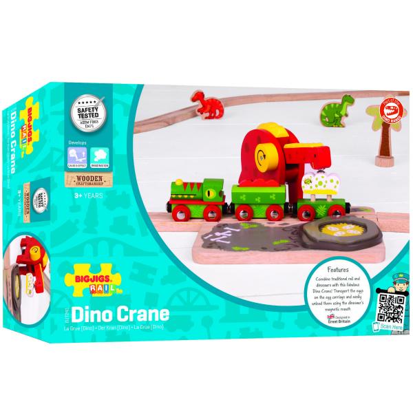 Macara-Dinozaur 7