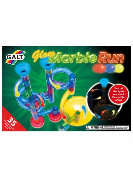 Marble Run - Set reflectorizant - 35 piese 0