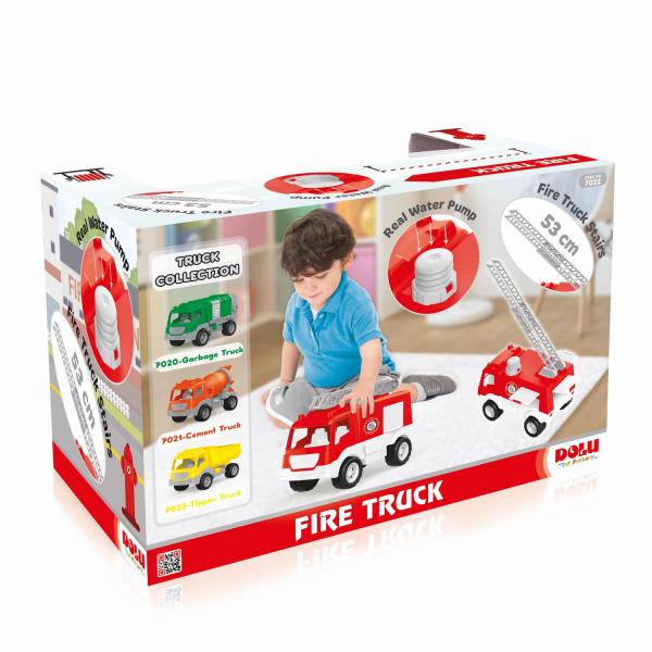 Masina de pompieri - 38 cm 6