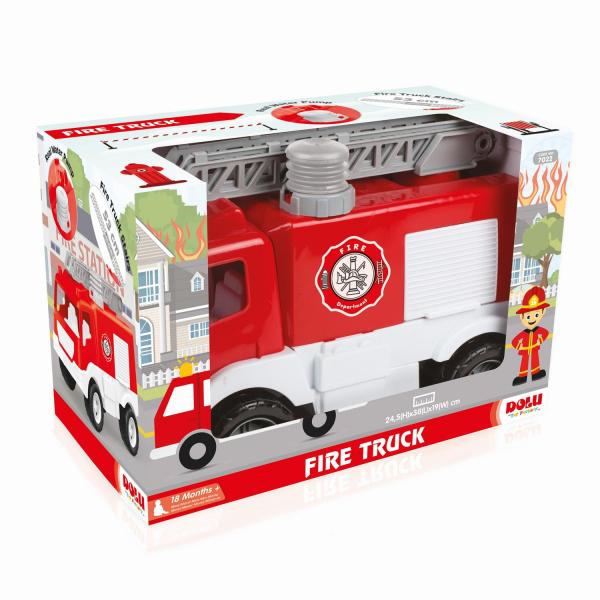 Masina de pompieri - 38 cm 5