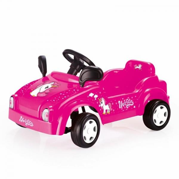 Masina Smart cu pedale - Unicorn 0