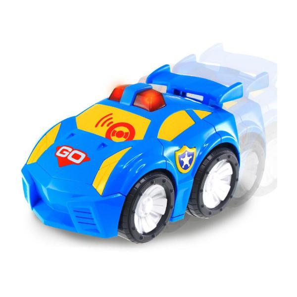 Masinuta de politie - GO GO 0