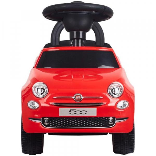 Masinuta fara pedale Fiat 500 - Sun Baby - Rosu 3