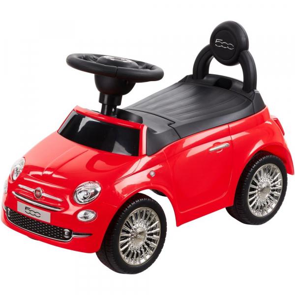 Masinuta fara pedale Fiat 500 - Sun Baby - Rosu 0