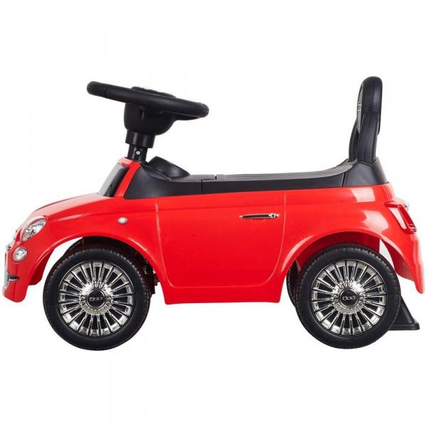 Masinuta fara pedale Fiat 500 - Sun Baby - Rosu 1