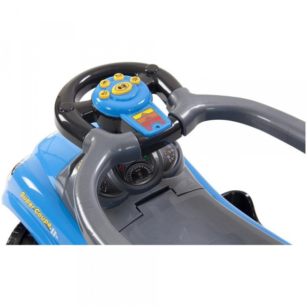 Masinuta Multifunctionala Coupe - Sun Baby - Albastru 3