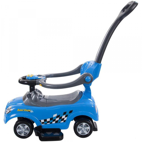 Masinuta Multifunctionala Coupe - Sun Baby - Albastru 2