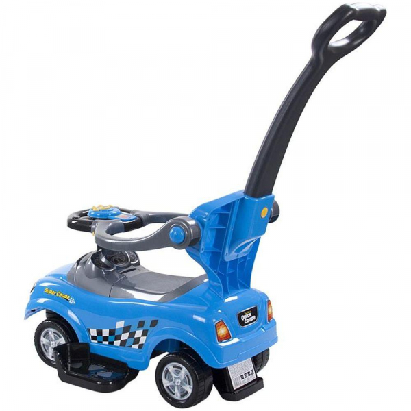 Masinuta Multifunctionala Coupe - Sun Baby - Albastru [1]