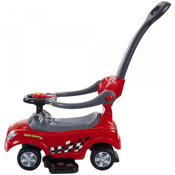 Masinuta Multifunctionala Coupe - Sun Baby - Rosu 2
