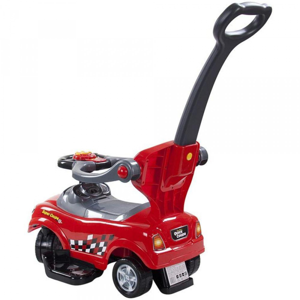 Masinuta Multifunctionala Coupe - Sun Baby - Rosu 1