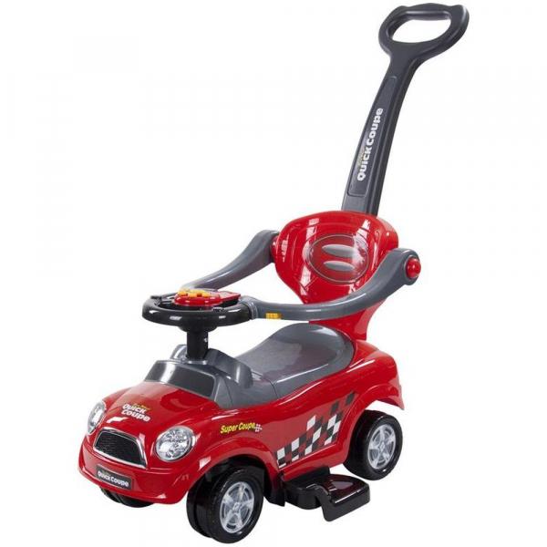 Masinuta Multifunctionala Coupe - Sun Baby - Rosu 0