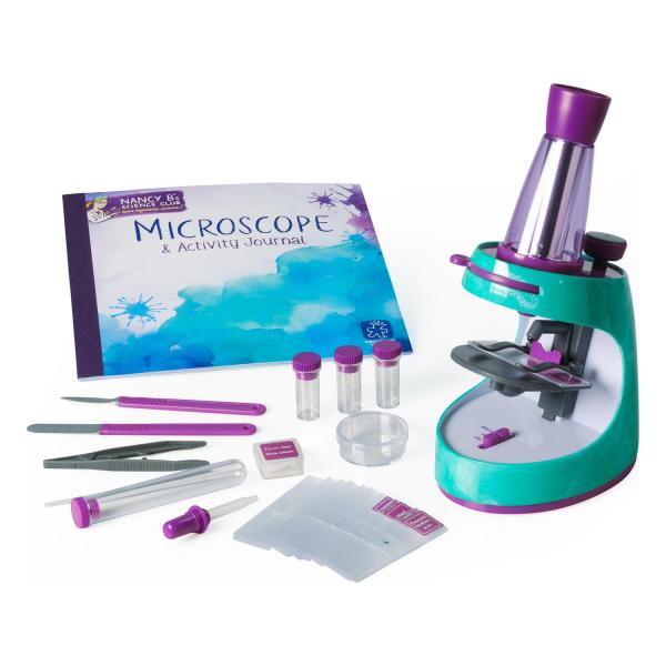 Microscop cu jurnal de activitati 0