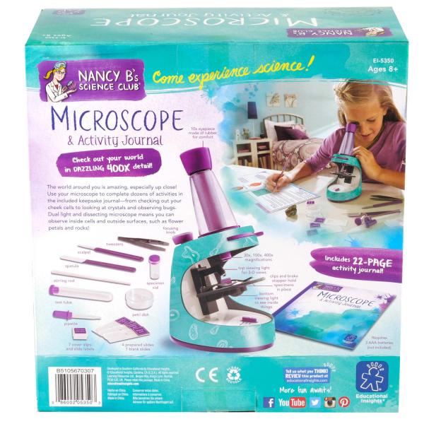 Microscop cu jurnal de activitati 2