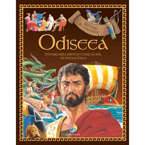 Mituri si legende - Odiseea 0