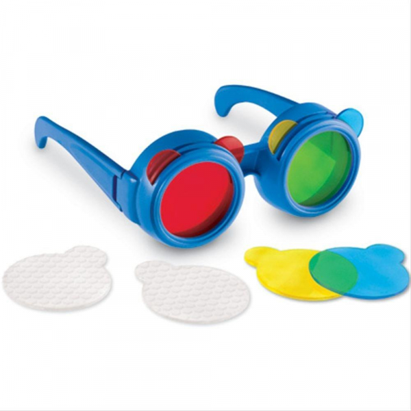 Ochelari pentru mixarea culorilor 0