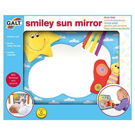 Oglinda bebelusului-Soarele zambaret 0