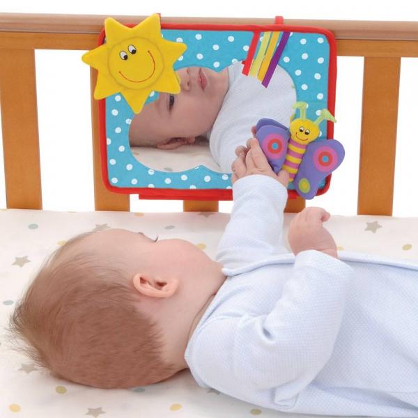 Oglinda bebelusului-Soarele zambaret 1