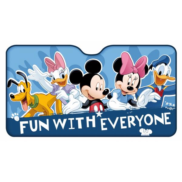 Parasolar pentru parbriz Mickey and Friends Disney Eurasia 26063 0