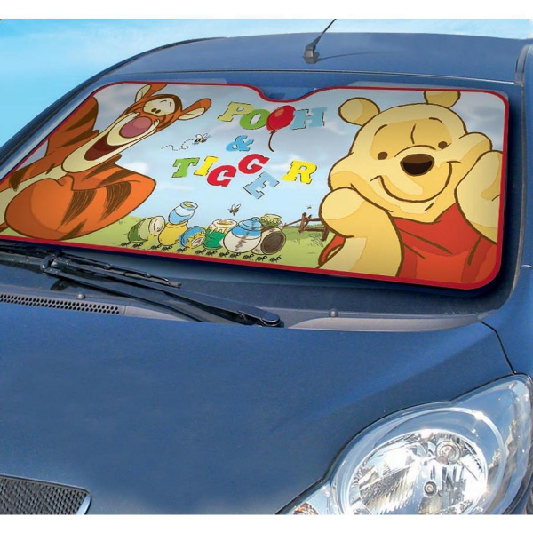 Parasolar pentru parbriz Winnie the Pooh Disney Eurasia 26022 1