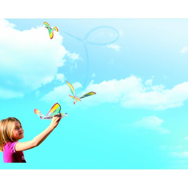 Pasare zburatoare  anvergura aripi 26cm Brainstorm Toys E2010 [1]