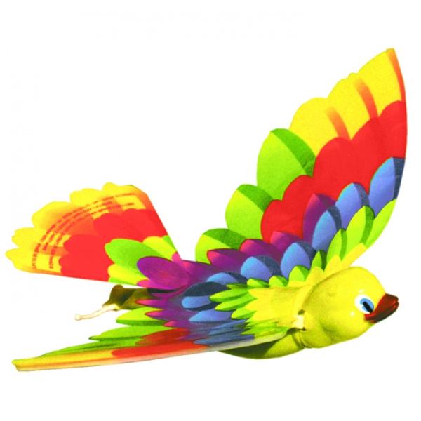 Pasare zburatoare  anvergura aripi 26cm Brainstorm Toys E2010 [0]
