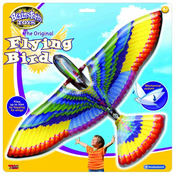 Pasare zburatoare  anvergura aripi 40cm Brainstorm Toys E2009 1