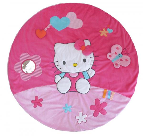 Patura de joaca Hello Kitty 0