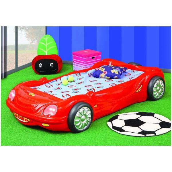 Patut Bobo Car - Plastiko - Rosu 0