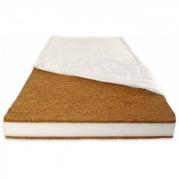 Patut din lemn masiv si laterala culisabila Olek + Saltea Cocos Comfort 4