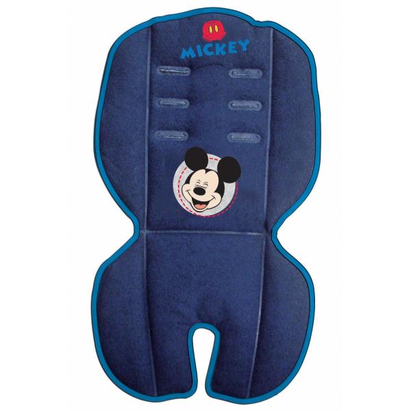 Perna pentru carucior si scaun auto Mickey Disney Eurasia 31406 0