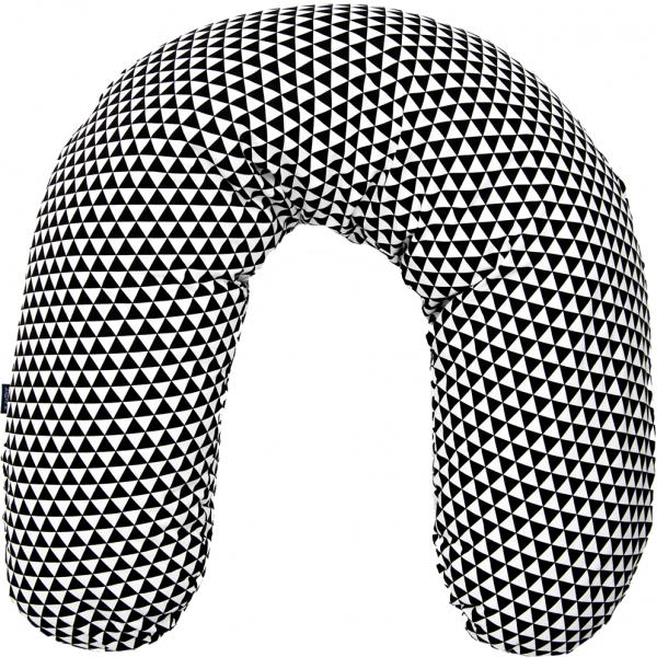 Perna pentru gravide si alaptat COMFORT EXCLUSIVE 170 cm cu bilute de polistiren Womar Zaffiro AN-PKE-17P 0