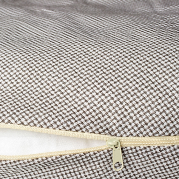 Perna pentru gravide si alaptat COMFORT GRID 170 cm cu poliester Womar Zaffiro AN-PK-17GR 1