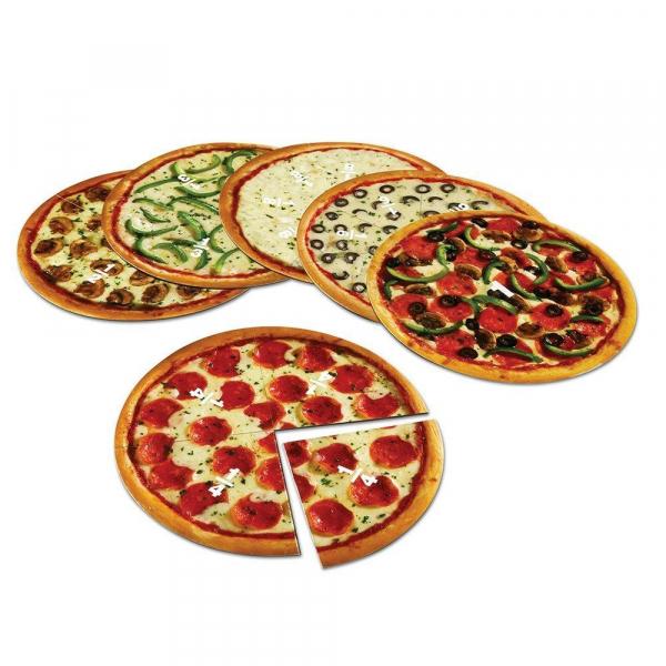 Pizza fractiilor cu magneti 0